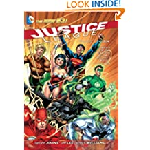 Justice League Vol. 1: Origin (Justice League Graphic Novel)