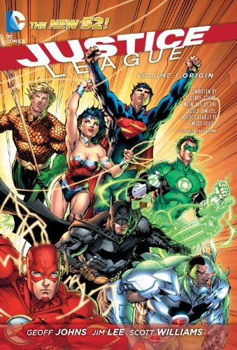 Justice League Vol. 1: Origin (Justice League Graphic Novel) (English Edition)