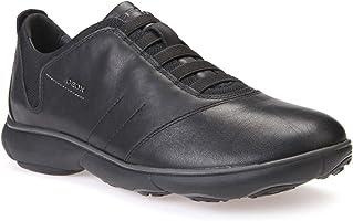 Geox U Nebula Leather, Men's Fashion Sneakers