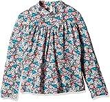 UFO Girls' Shirt (AW16-WF-GKT-327_Blue_6 - 7 years)