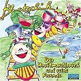 Songtexte von Bluatschink - Der Breitmaulfrosch und seine Freunde