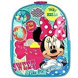 Disney Minnie Mouse Tasche mit Modellauswahl - Kinder Rucksack - Sporttasche - Trolley-Rucksack - Schultasche (Rucksack)