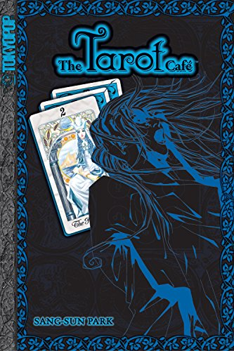 Tarot Cafe manga volume 2 (English Edition)