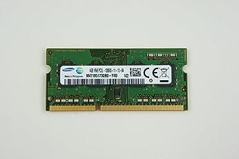 Samsung 4GB PC3-12800 DDR3-1600MHz Non-ECC Unbuffered CL11 M471B5173DB0-YK0