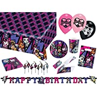 Amscan 90500226Party Set Vajilla Monster High 2
