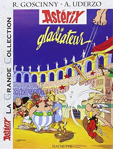 Astérix la grande collection - Astérix gladiateur - n 4