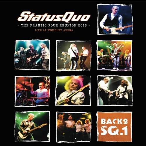The Frantic Four Reunion 2013 (Live At Wembley Arena)