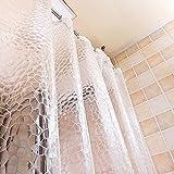 GZD Water Cube casa-Specific hotel impermeabile muffa facile da pulire PEVA tenda della doccia , 120*180