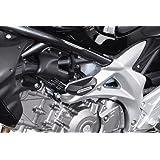 wei/ß E-gepr/üft M8 Motorrad LED Blinker Slight L 82mm x B 14mm x H 21mm get/önt Blinkfunktion V+ H