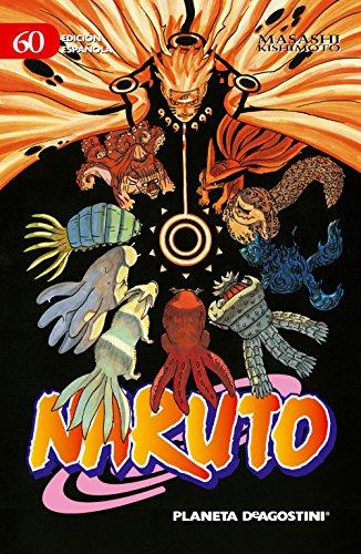 Naruto nº 60/72 (Manga Shonen) por Masashi Kishimoto