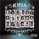 Songtexte von Khia - Gangstress
