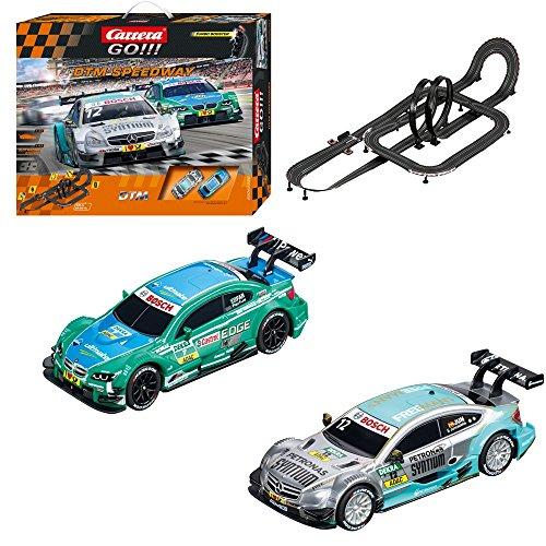 Preisvergleich Produktbild Carrera 20062390 - GO!!! DTM Speedway