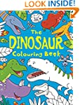 The Dinosaur Colouring Book (Buster A...