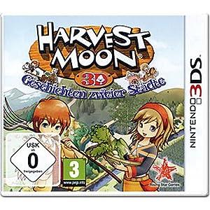 Harvest Moon 3D: Geschichten zweier Städte – [Nintendo 3DS]