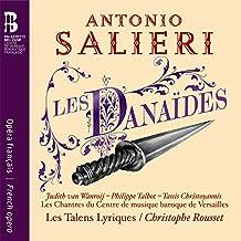 Salieri: Les Danaïdes (+Buch)