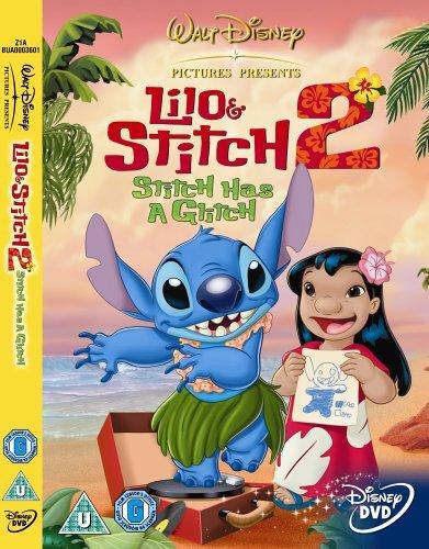 Lilo & Stitch 2 DVD [inglés]