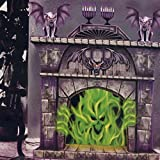 Wanddeko Kamin Flammen Monster Halloween Scene Setter.