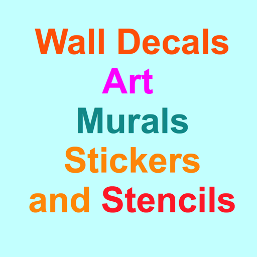 Free Decals (Wall Decals, Art, Murals, Stickers and Stencils)