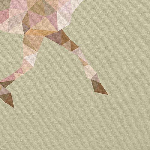 Texlab–Poly Deer–sacchetto di stoffa Naturale