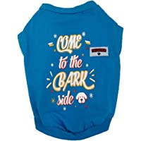 FETCHER Blue Dog T-Shirt (12 (Small))