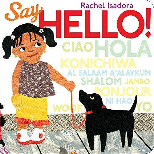 Say Hello! por Rachel Isadora
