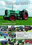 Wochenkalender Traktoren 2018