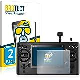 BROTECT Schutzfolie Matt für Yuneec ST16 [2er Pack] - Anti-Reflex