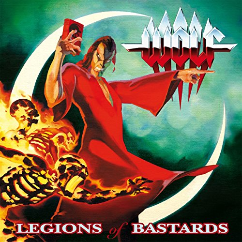 Wolf: Legions Of Bastards (Audio CD)