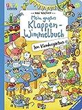 Mein großes Klappen-Wimmelbuch: Im Kindergarten
