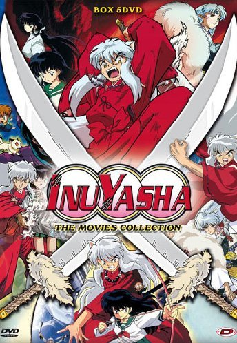 Inuyasha The Movies Collection