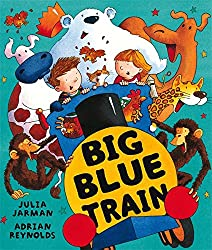 Big Blue Train (Ben & Bella)