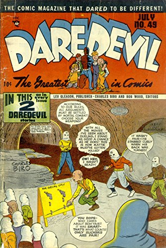 Daredevil Comics #49 (English Edition)