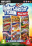 Best Atari PC Games - Rollercoaster Tycoon 9 Game Megapack (PC DVD) Review