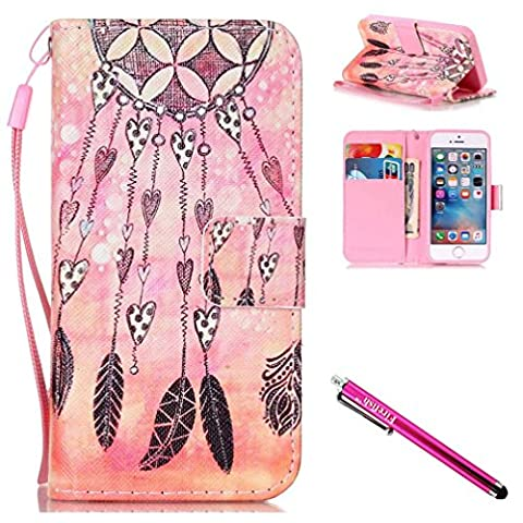 Coque iPhone 6 Plus/6S Plus, Lanyard Strap Coque Dragonne Carrying