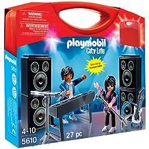 Playmobil - Pop stars - maleta banda de pop