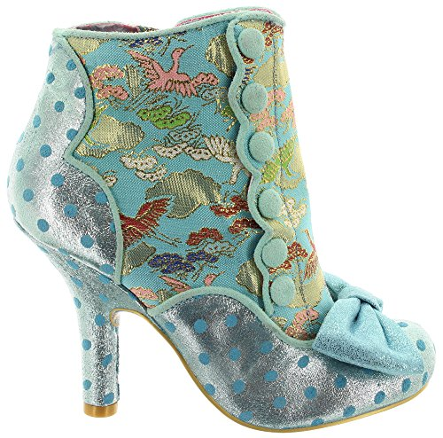 Irregular Choice Stivali Donna Blu