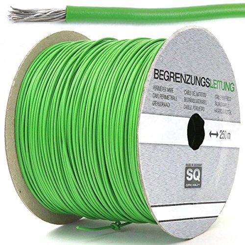 Câble spécial pour tondeuse robot 250m x 2,1mm - Pièce neuve