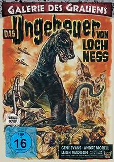 Das Ungeheuer von Loch Ness - Galerie des Grauens Nr. 7 [2 DVDs]