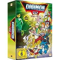 Digimon Adventure 02 im Sammelschuber - New Edition -
