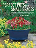Perfect Pots for Small Spaces: 20 creative container gardening projects