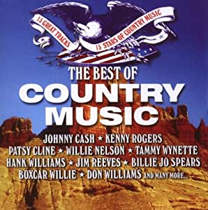 Best of Country Music [Import anglais]