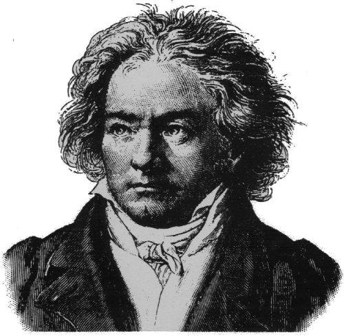 Classique Partitions Piano de Beethoven ~ Partitions de piano pour Bagatelles Opus 119, plus deux préludes à travers toutes les clés Majors 12 Op. 39