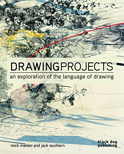 Auge Licht Bleistift Weiß (The Drawing Projects: An Exploration of the Language of Drawing)