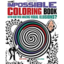 Impossible Coloring Book (Chartwell Coloring Books)