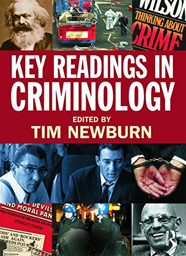 Key Readings in Criminology