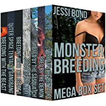 Monsters, Monsters, and More Monsters! Mega Box Set (English Edition)