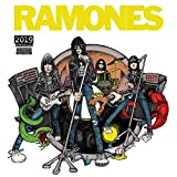 Ramones 2019 Square Wall Calendar
