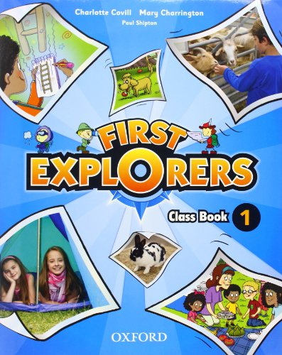 First Explorers: Level 1: Class Book