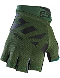 Guantes Cortos Fox Ranger Gel Verde - Talla: M
