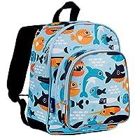 Wildkin Toddler Backpack (Big Fish)